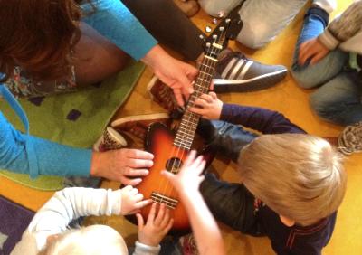 muziek op schoot kinderopvang more for kids