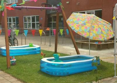 zwembad buiten spelen more for kids kinderopvang nijverdal