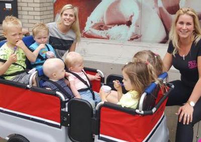 bolderkar kinderopvang more for kids Jojanneke Kogelman