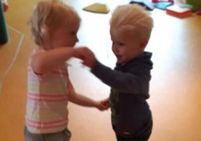 dans muziek op schoot kinderopvang more for kids nijverdal jojanneke beukenkamp
