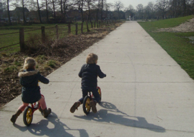 fietsen fiets more for kids kinderopvang nijverdal